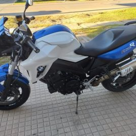 Bmw F800r Naked  Impecable F 800 R- Tuamoto