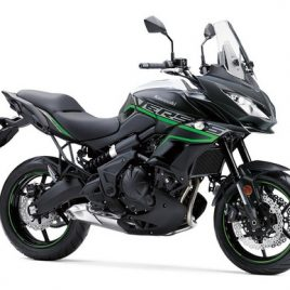 Versys 650 -$ 2.890.000.-disponible Ya- Okm 2021 Tuamoto