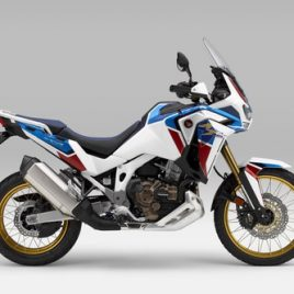 Africa Twin 1100 Adventure Sport Crf – Caja Manual – Tuamoto